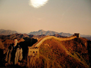Hiking 80mi along The Great Wall of China