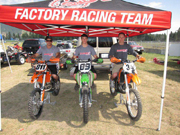 Endurocross racing team