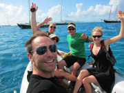 Sailing in the Grenadines and St Vincent
