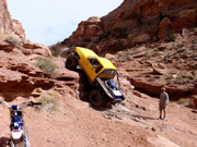 Playing in Moab :)